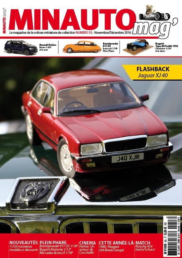 minauto mag 39 no51 le magazine de la voiture miniature de collection. Black Bedroom Furniture Sets. Home Design Ideas
