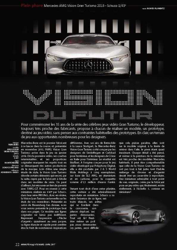 minauto mag 39 no55 le magazine de la voiture miniature de collection. Black Bedroom Furniture Sets. Home Design Ideas