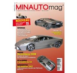 MINAUTO mag' No01