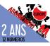 Abonnement EUROPE 12 numéros (deux ans) à partir du prochain numéro de MINAUTO mag'