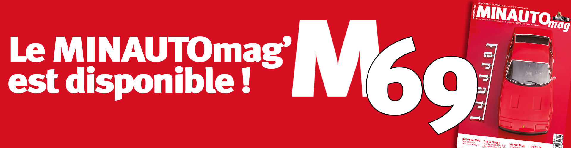 La Minauto De Voiture Miniature MagLe Magazine 5L3ARqc4j