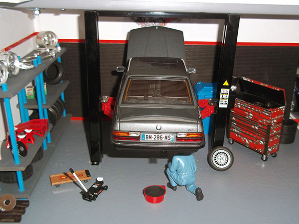 Ditions minauto jip num ro 45 for Garage mecanique bmw