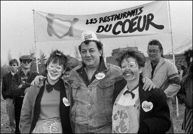 1985, les Restos du Coeur