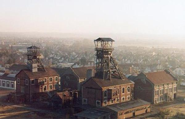 Fermeture du dernier puits de charbon