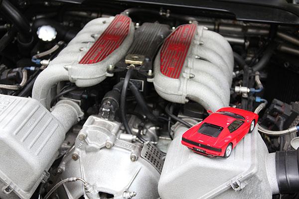Moteur Ferrari 512 Testa Rossa