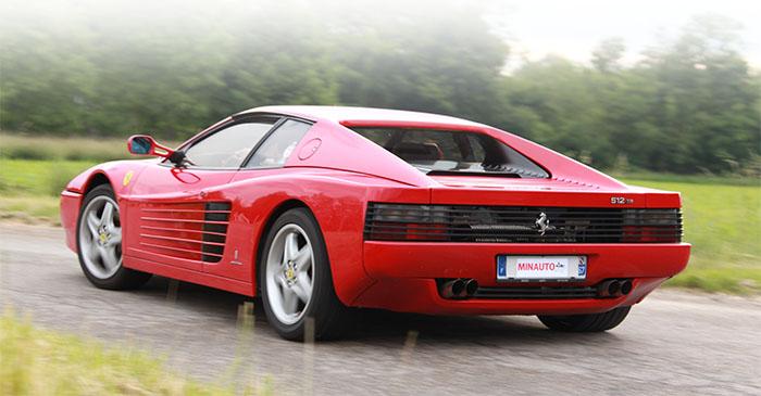 Ferrari 512 Testa Rossa