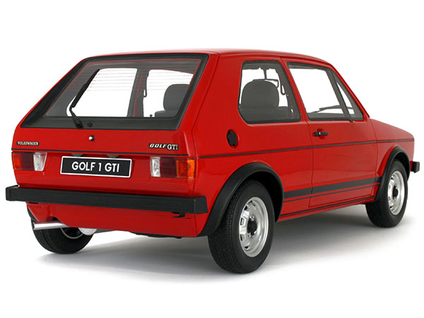 Golf GTi miniature OttOmobile