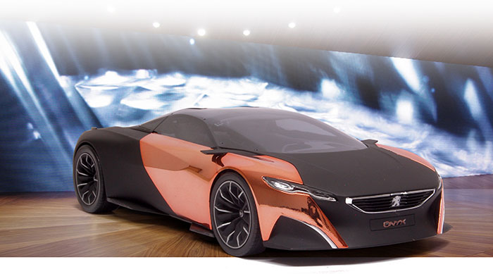 Peugeot Onyx 1/18e by Norev