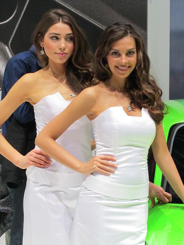 Automobile Genève 2015