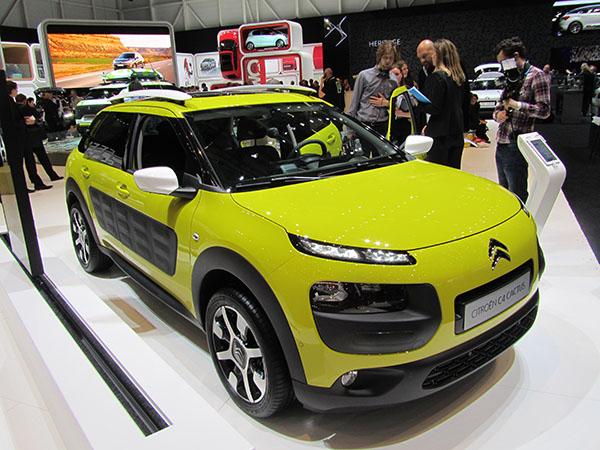 Citroen Salon automobile Genève 2015