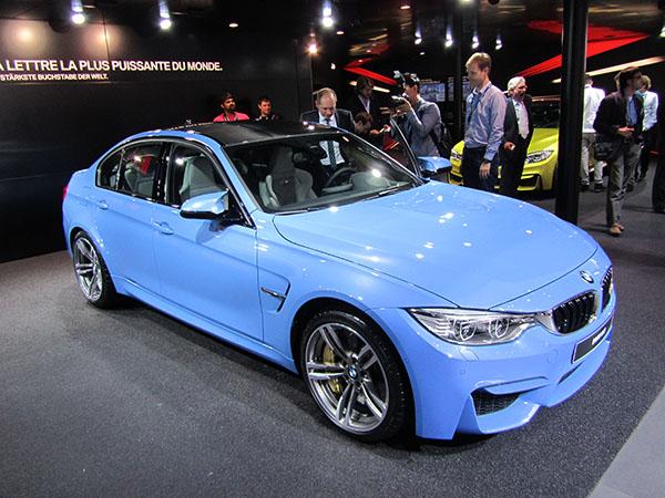 BMW Salon automobile Genève 2015