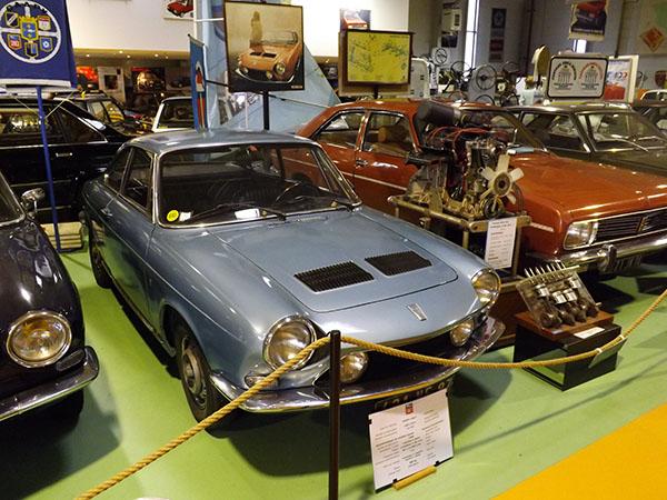 Musée Poissy visite