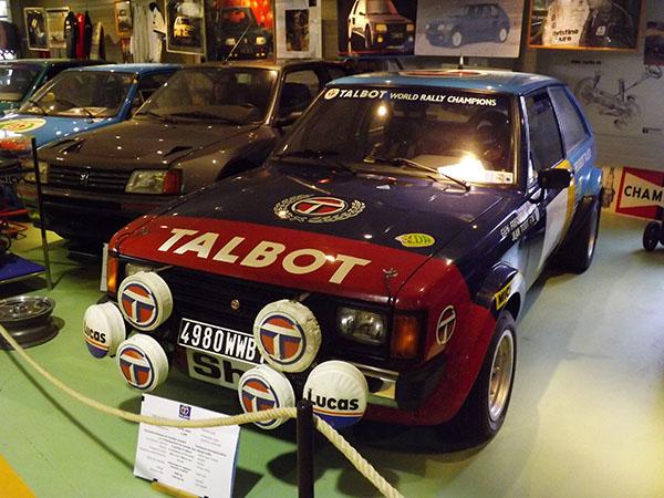 Musée Poissy talbot