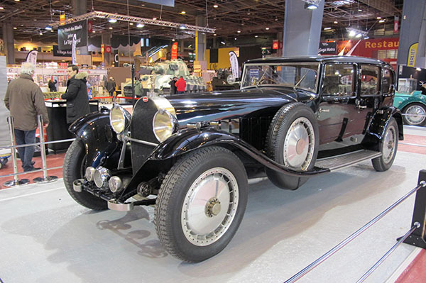 Bugatti Royale Musée de l'automobile de Mulhouse