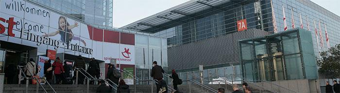 Salon modélisme Nuremberg 2014