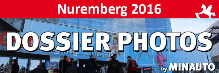 Nuremberg 2016 Greenlight